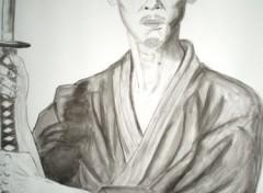 Fonds d'écran Art - Peinture Akira Hino