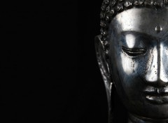 Wallpapers Trips : Asia black buddha