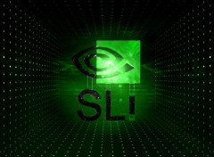 Wallpapers Digital Art Nvidia SLI