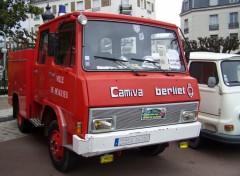 Fonds d'�cran Transports divers Berliet Camiva
