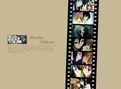 Fonds d'écran Manga Himeko & Chikane