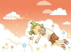 Fonds d'écran Manga Sleeping among the clouds