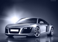 Fonds d'écran Voitures Audi R8 by bewall.com