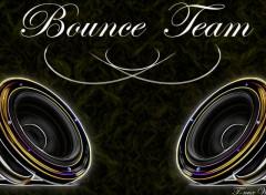 Fonds d'écran Musique Bounce Team Black
