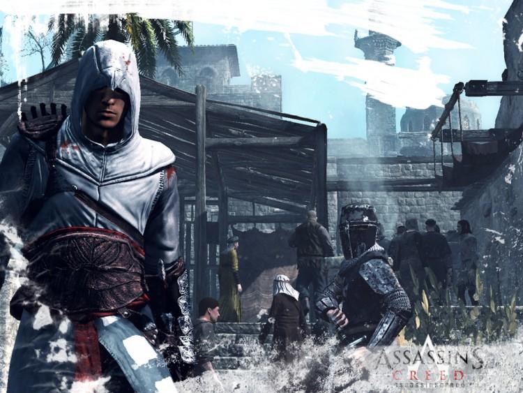 Fonds d'écran Jeux Vidéo Assassin's Creed assassin's creed