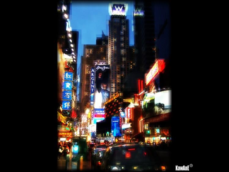 Fonds d'écran Voyages : Amérique du nord Etats-Unis > New York Color in NY (2)
