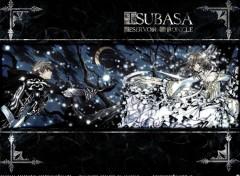 Fonds d'écran Manga Shaolan & Sakura