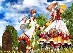 Fonds d'écran Manga Image sans titre N°201022