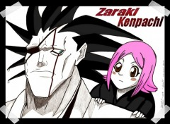 Wallpapers Art - Pencil Zaraki Kenpachi