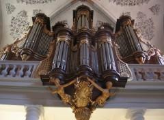 Fonds d'écran Objets orgue de l'église saint françois