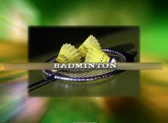 Wallpapers Sports - Leisures Badminton