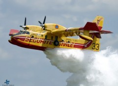 Wallpapers Planes Canadair 01