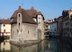 Fonds d'écran Constructions et architecture Vieille prison d'Annecy