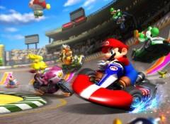 Fonds d'écran Jeux Vidéo Mario Kart Wiiiiiiiiii