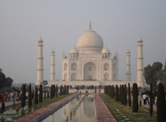 Fonds d'écran Voyages : Asie taj maal
