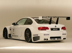 Fonds d'écran Voitures BMW M3 Race Version (2009)