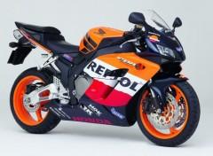 Fonds d'écran Motos  Honda Repsol