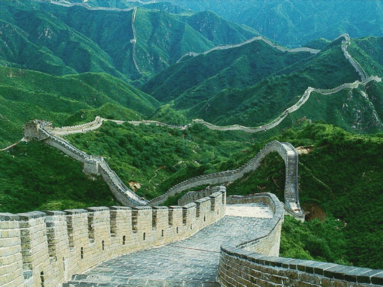 Wallpapers Trips : Asia China muraille de chine