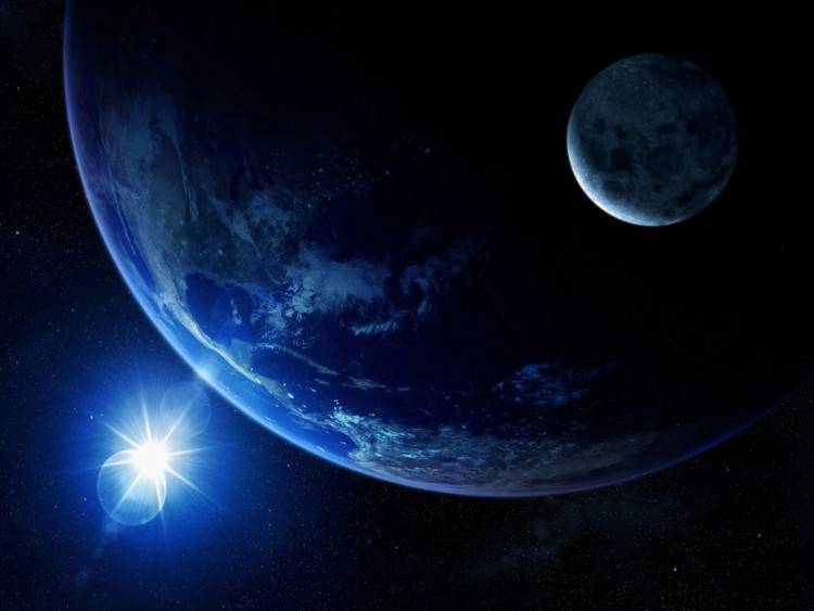 Fonds d'écran Espace Terre la terre