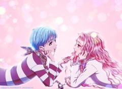 Fonds d'écran Manga shin x reira