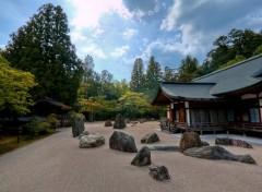 Fonds d'écran Voyages : Asie Kongobu Ji