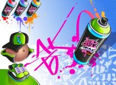 Wallpapers Brands - Advertising HipHop powa