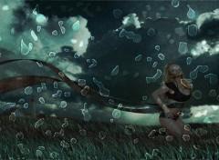 Wallpapers Digital Art Mc rain