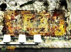 Fonds d'écran Art - Numérique WallStreet