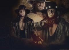 Fonds d'écran Sports - Loisirs The Undertaker - 01