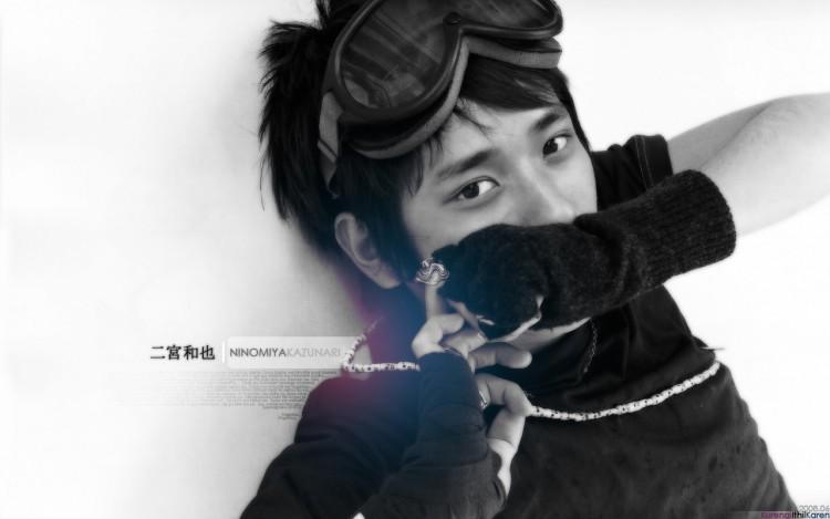 Fonds d'écran Musique Arashi Ninomiya Kazunari
