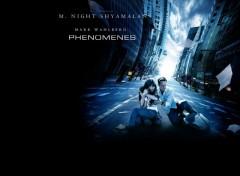 Wallpapers Movies Phénomènes