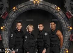 Fonds d'écran Séries TV Stargate (saison 9)