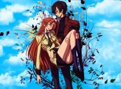 Fonds d'écran Manga my love