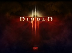 Wallpapers Video Games Diablo III Logo