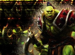 Wallpapers Video Games Orc