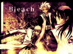 Fonds d'écran Manga Bleach - The way you are