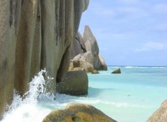 Wallpapers Trips : Africa La digue