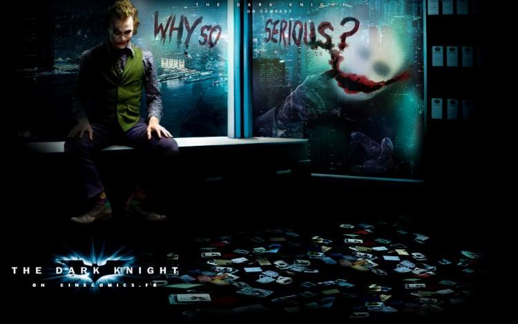 Wallpapers Movies > Wallpapers Batman - The Dark Knight ...