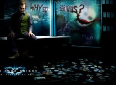 Wallpapers Movies Why so serious ?