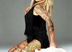 Wallpapers Celebrities Women britney spears tatoo 2