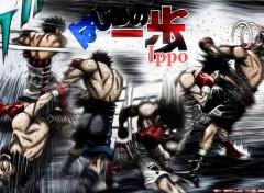 Wallpapers Manga Hajime No Ippo