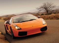 Fonds d'écran Voitures Lamborghini Gallardo SL 162