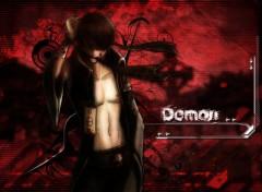 Wallpapers Manga Demon fossoyeur