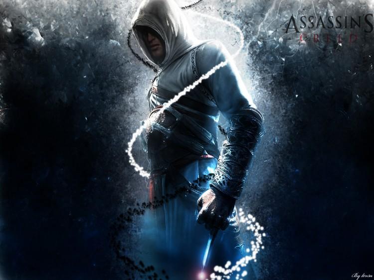 Fonds d'écran Jeux Vidéo Assassin's Creed Holy&Dark