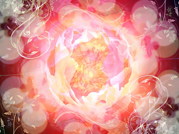 Wallpapers Digital Art Nature - Flowers Flower Power 2