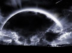 Fonds d'écran Art - Numérique la fin du monde?