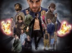 Fonds d'écran Séries TV heroes heros