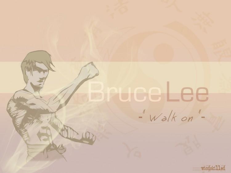 Wallpapers Celebrities Men Bruce Lee