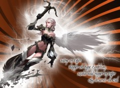 Wallpapers Fantasy and Science Fiction Demon Warriors
