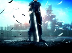 Wallpapers Video Games Final Fantasy VII - Crisis Core